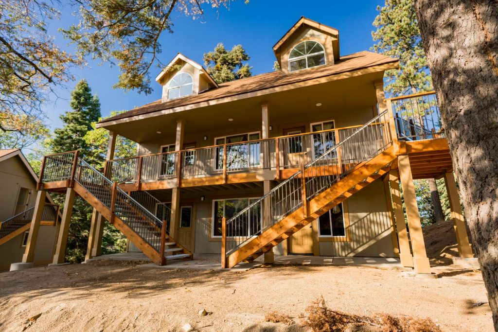 deluxe lodging at Pali Retreat