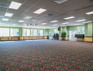 meeting space in Huckleberry Hall